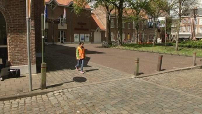 Leerlingen leggen voor het eerst voetgangersexamen af