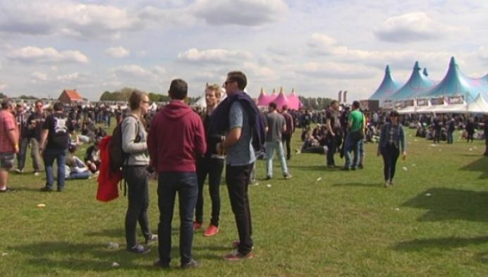 Groezrock trekt festivalzomer op gang