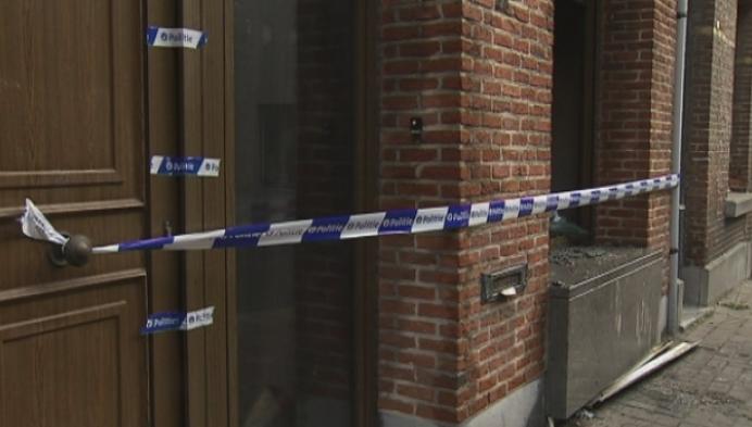 Brand gesticht in twee leegstaande woningen in Willebroek