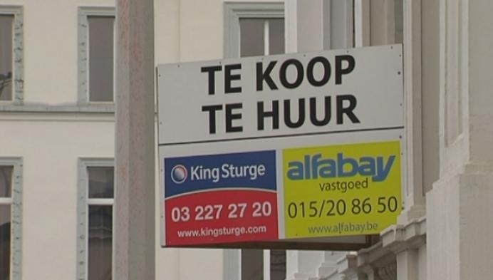 Woningprijzen in Mechelen stijgen niet langer