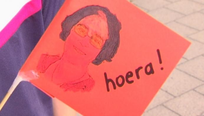 Basisschool bezorgt directeur verrassing van haar leven