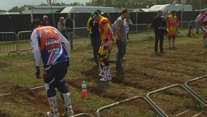 VLM-manche motorcross in Meerhout