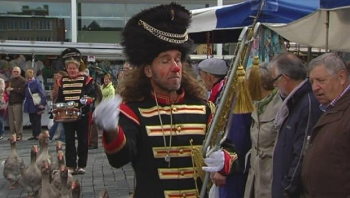 Molse dinsdagmarkt bestaat 650 jaar