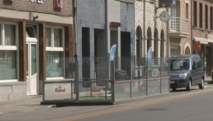 Oppositiepartij GROEN wil Berlaars terras weg