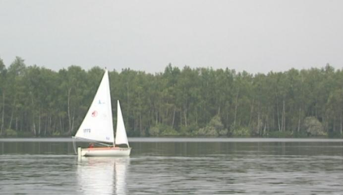 Nieuwe zeilboot voor G-sporters in Mol