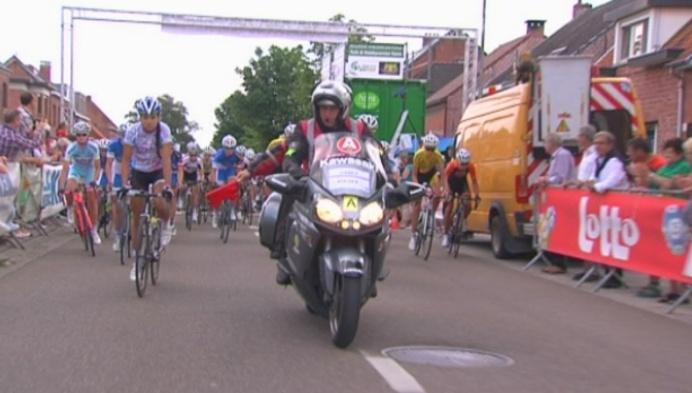 Flanders Diamond Tour zakt af naar Nijlense MAS