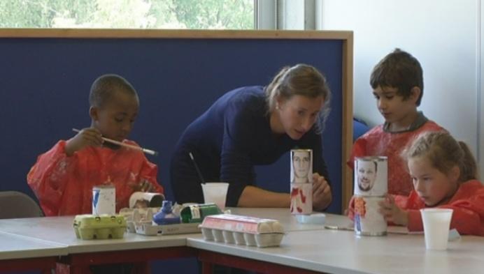 Basisschool De Wegwijzer is schoonste school