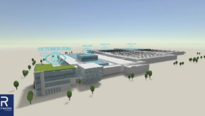 Reynaers Aluminium investeert 50 miljoen euro