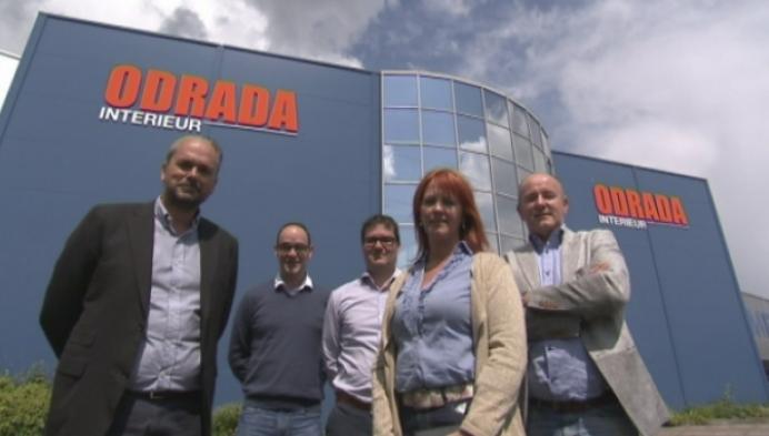 Odrada Interieur wint Voka Award 2015