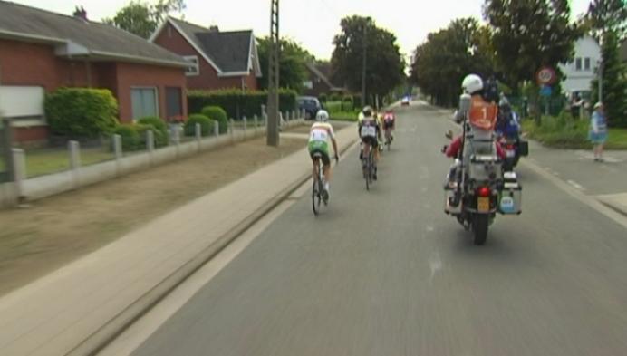 Robin Stenuit wint memorial Van Coningsloo