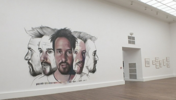 Mechelen Muurt eert kunstenaars met slottentoonstelling