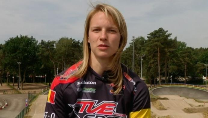 ES: BMX-ster Elke Vanhoof klaar voor Bakoe