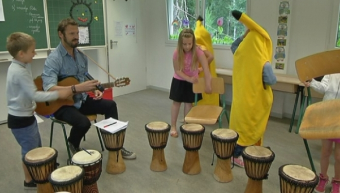2A van de Sinte-Mariaschool is meest Fairtrade klas