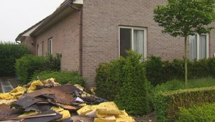 Brand maakt huis in Hoogstraten onbewoonbaar