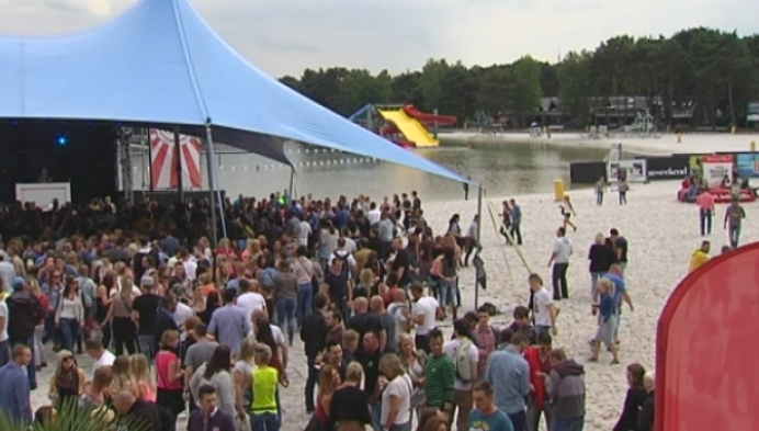 Zilvermeer loopt vol voor Leagcy Festival