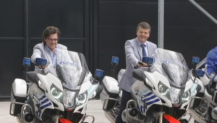 Politie koopt 4 extra motoren, vooral Willebroek is tevreden