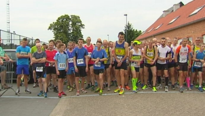 Chris Wouters wint zwoele Kardinaalsjogging