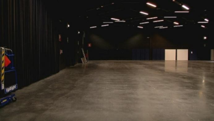 Cultuurcentrum De Mol krijgt nieuwe tribune