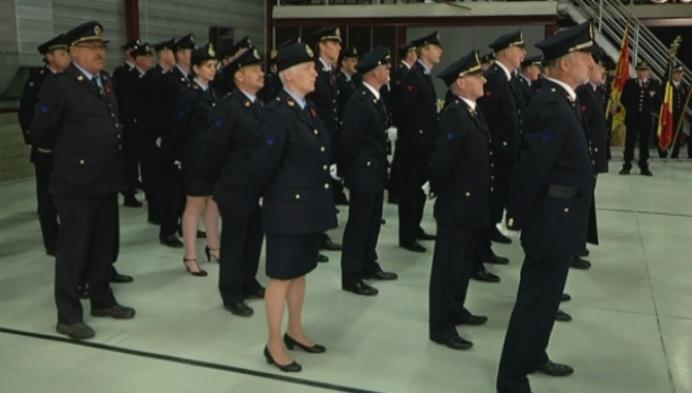 Brandweerzone Kempen herdenkt 30.000ste Last Post