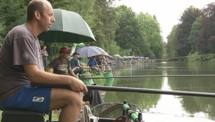 Visclub de Vrolijke Vissers organiseert beker van Westerlo