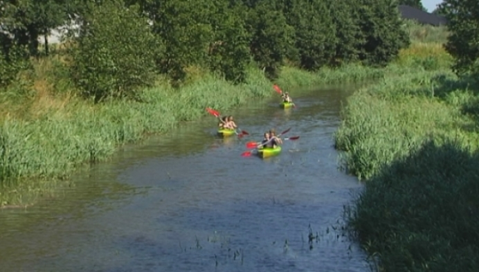 Burgemeester Kasterlee raadt aan niet te kayakken op de Kleine Nete