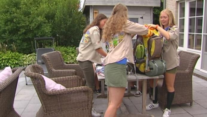 Herentals goed vertegenwoordigd op World Scouts Jamboree in Japan