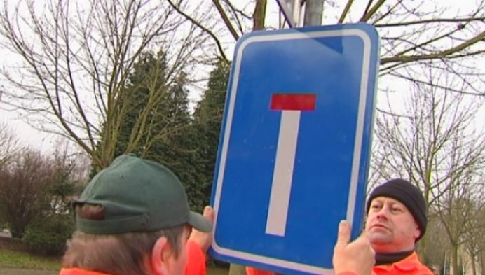 Vakbonden willen geen privatisering verkeerssignalisatie