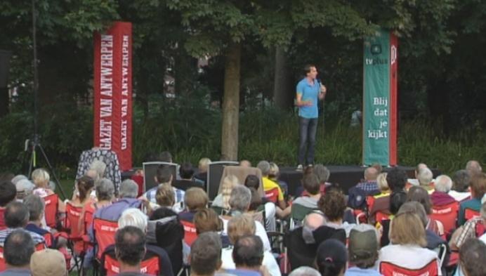 Verklapt zorgt voor vol stadspark in Geel