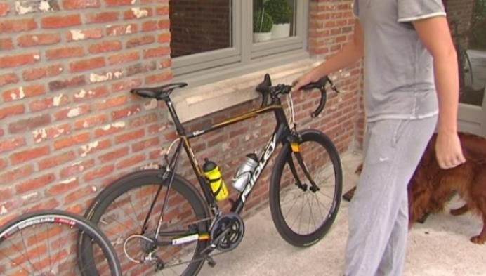 Oud-Turnhoutenaar tweede in de TransAm Bike Race