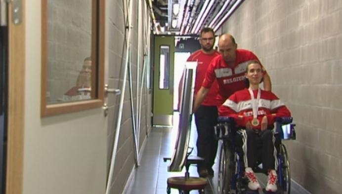 Westelse boccia-speler en zijn ploeg naar Paralympische Spelen