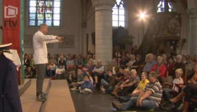 """""""Verklapt"""" laat kerk Heist-op-den-Berg vollopen"""