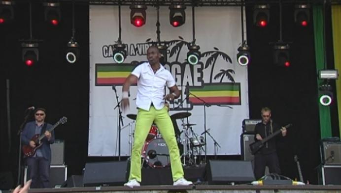 Geniet even mee van de 37ste editie van Reggae Geel