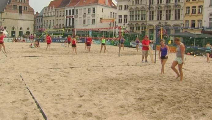 """Beach Volley """"Onder de toren"""""""