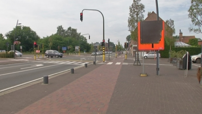 Weg tussen Herselt en Aarschot 3 weken volledig onderbroken