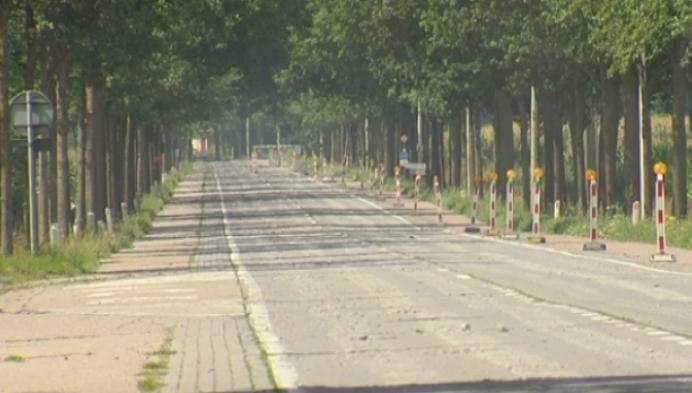 Heraanleg Sint-Lenaartsesteenweg Rijkevorsel van start