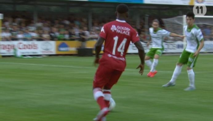Dessel verliest met 0-3 van Antwerp