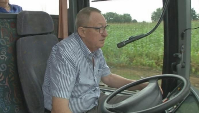 Laatste busrit Autobussen Klein Brabant