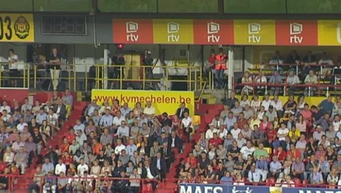 KV Mechelen pakt 2de driepunter van het seizoen