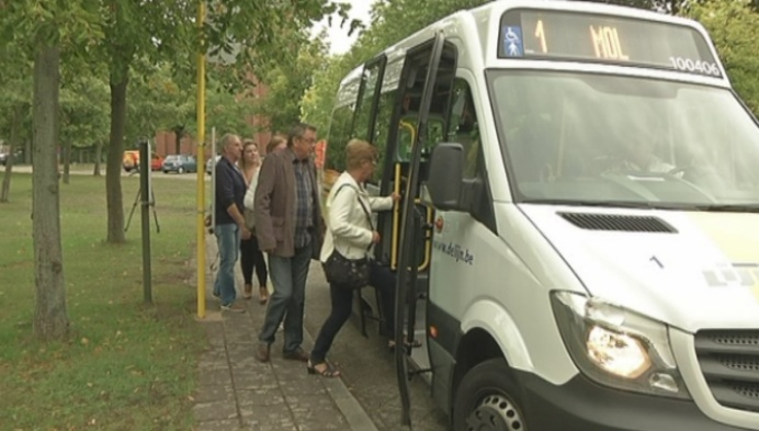 Centrum Express vervangt belbus