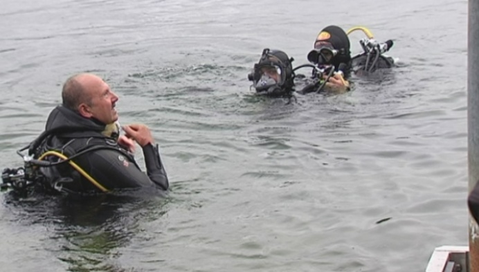 Wet Wheels duiken in het Zilvermeer