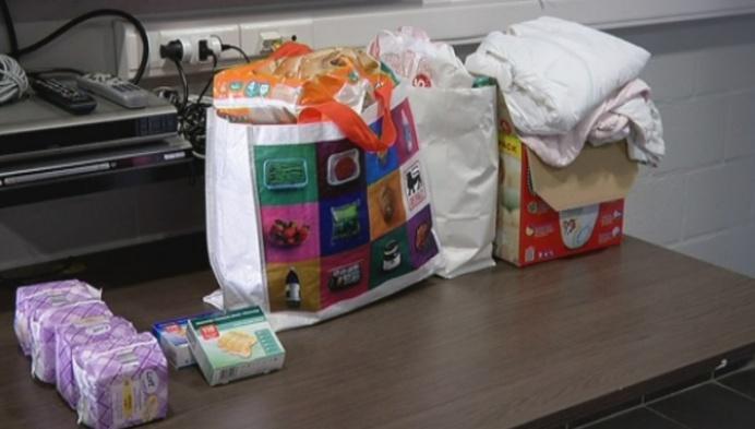 Salaam Mechelen zamelt hulpgoederen in voor vluchtelingen