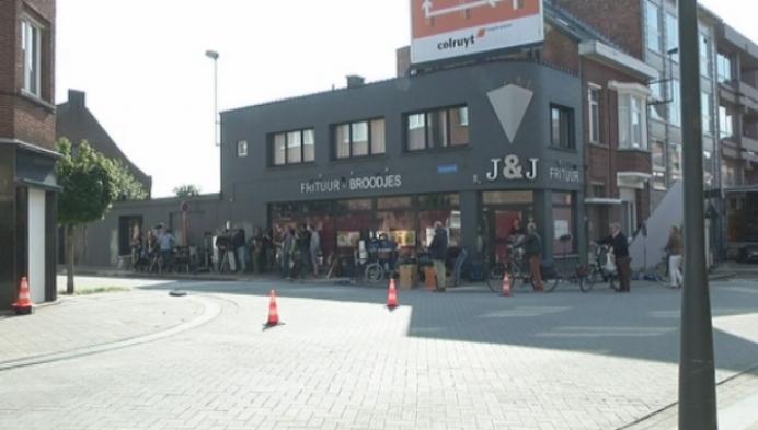 Turnhout kijkt vol belangstelling naar opnames fictiereeks VRT