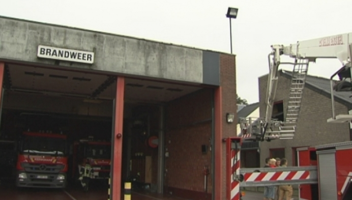 Brand in chirolokaal Arendonk