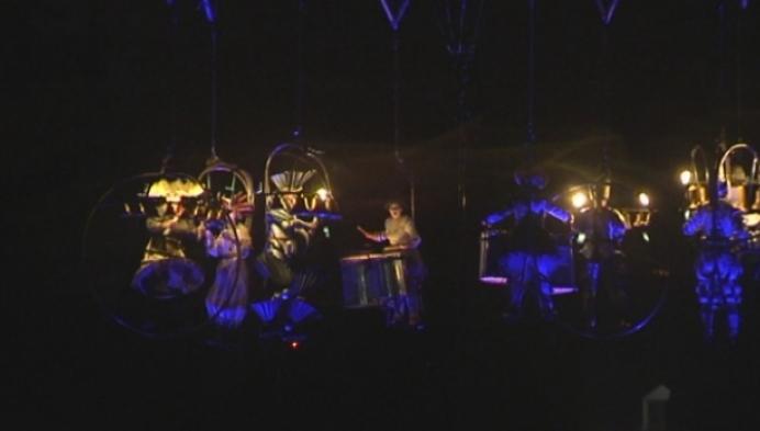 Warande Turnhout zet nieuwe seizoen feestelijk in