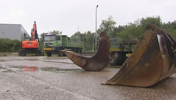 Aanleg containerpark Turnhout van start