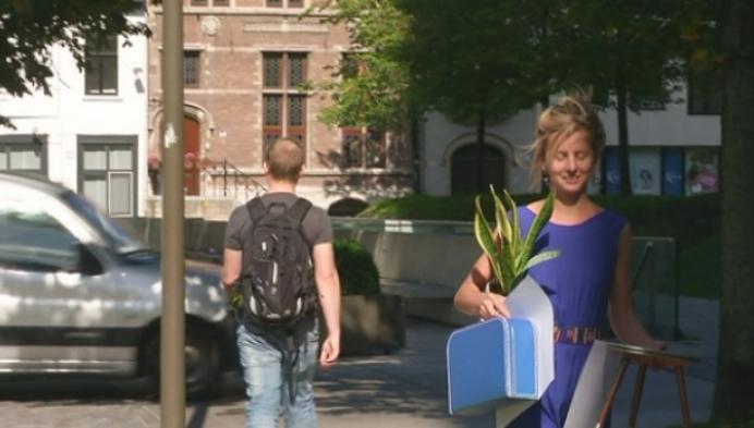 Nieuwe dans zoekt weg in Mechelen