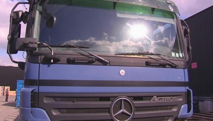 Opnieuw vrachtwagen gestolen bij Michiels
