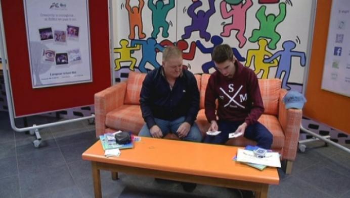Jonge Mollenaar Belgisch kampioen goochelen