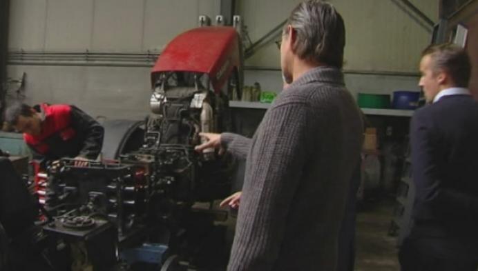 Technici voor landbouwmachines gezocht