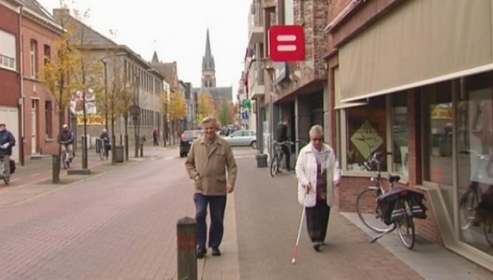 Donkere dagen, onveilige dagen voor blinden